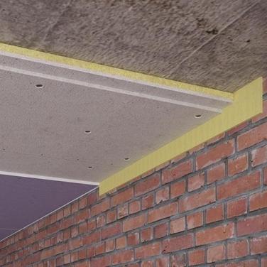Шумоизоляционный материал для потолка в квартире