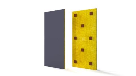 Шумостоп-техно, сэндвич-панель класса премиум для изоляции ударного шума - Звукоизоляционные материалы для пола, купить материалы для шумоизоляции пола, выгодные цены - Acoustic Group